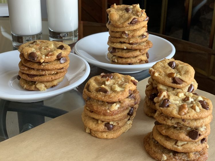 High Altitude Vegan Chocolate Chip Cookies Nestle Toll House Style