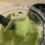 green avocado aioli