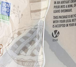 Vegan Labeling on Light Brown Sugar
