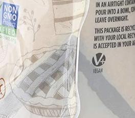 Vegan Labeling on Light Brown Sugar