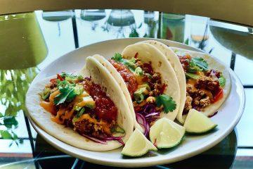 Easy Vegan Cauliflower Walnut Taco Meat