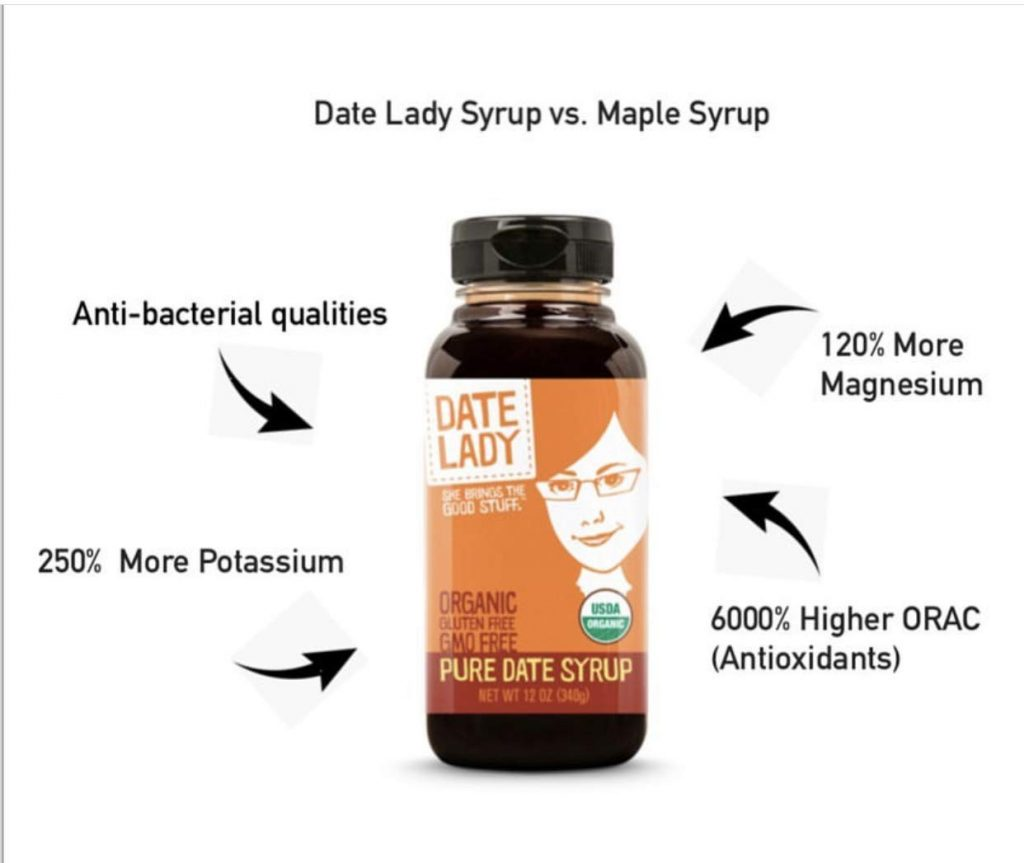 Photo Credit: Date Lady Date Syrup
