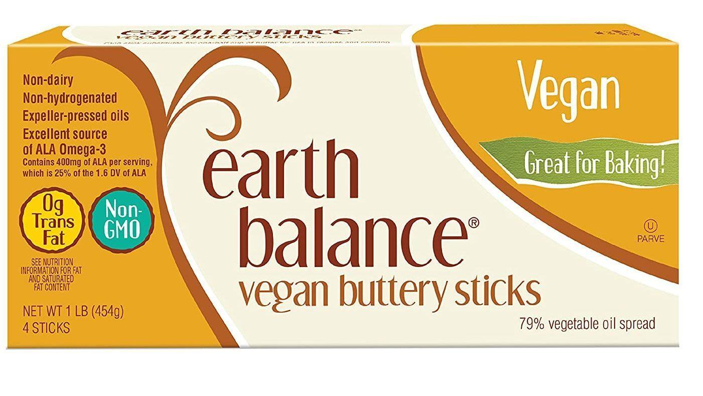 Vegan Butter for Easy Vegan Apple Crisp