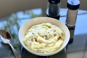 Vegan Instant Pot Mashed Potatoes (No Drain)