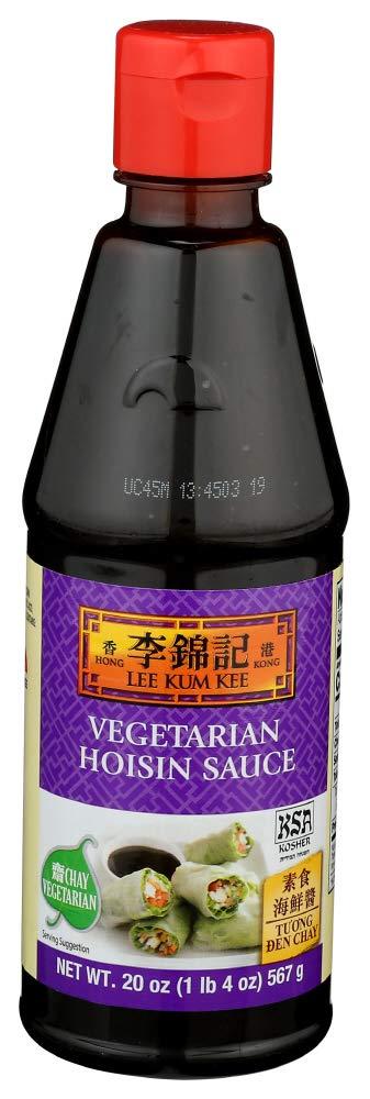 bottle of Buddhist vegetarian hoisin