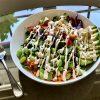 Forbidden Rice Veggie Bowls with Sriracha Mayo, Mango & Avocado