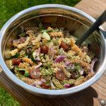 Classic Vegan Pasta Salad