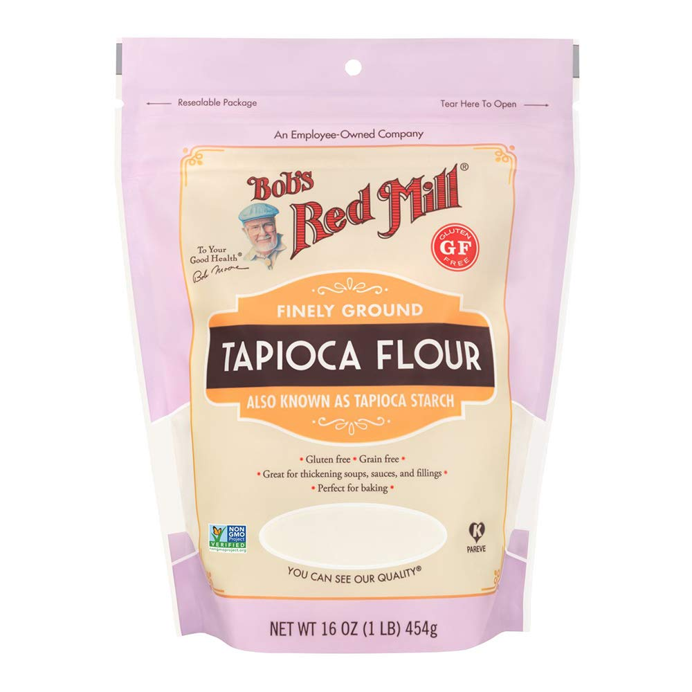Bob's Red Mill Tapioca Flour for gluten-free flour blend
