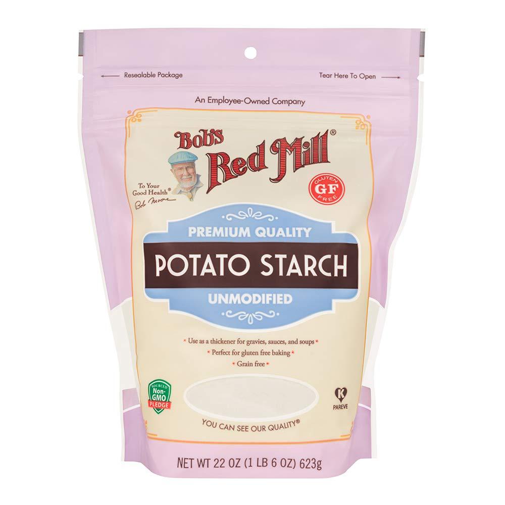 Bob's Red Mill Potato Starch for gluten-free flour blend